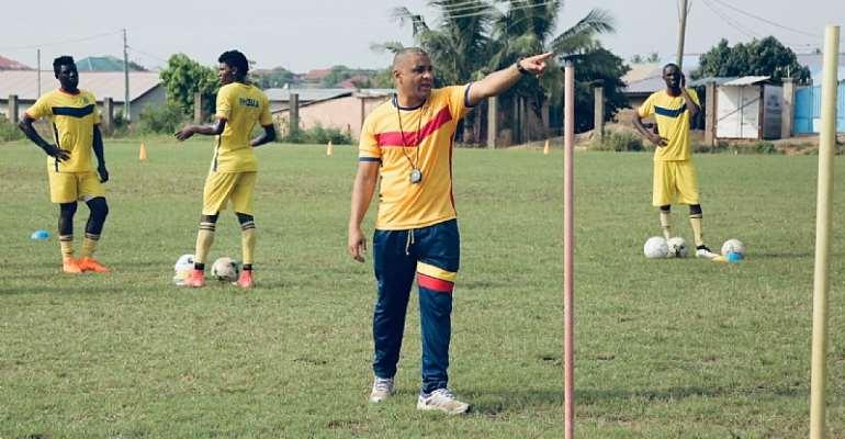 Asante Kotoko Are Signing Players Without Strategic Plan - Kim Grant