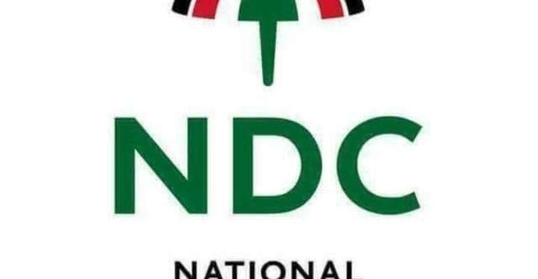 NDC Criticises Akufo-Addo For Not Commissioning 1D1F Project During Volta tour