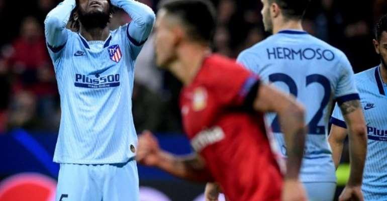 Madrid Midfielder Partey Rues Mistakes In Defeat Against Bayer Leverkusen