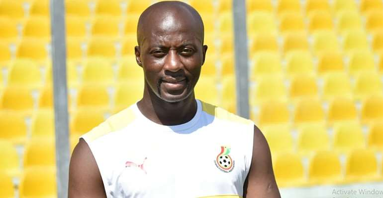 CAF U-23 AFCON: 'Don't Give Up On Us' - Coach Ibrahim Tanko Tells Ghanaians
