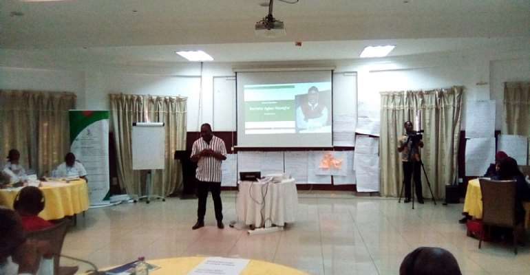 Screen Individuals Who Want To Join Your Activism – Barrister Agbor Nkongho To CSMs