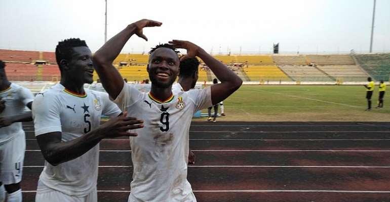 CAF U-23 AFCON: Kwabena Owusu Named Among Players To Watch