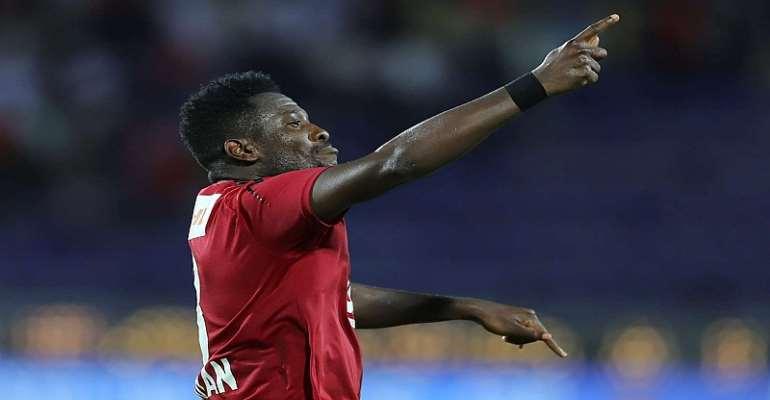 Asamoah Gyan Earns Praises From NorthEast United Teammate