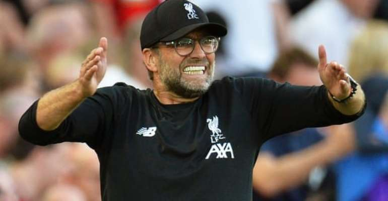 Afcon Move To January 'Catastrophe' For Liverpool - Jurgen Klopp