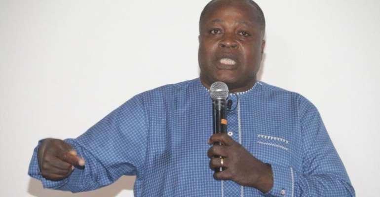 Randy Abbey Reveals Why Fred Pappoe Lost GFA Presidency Bid