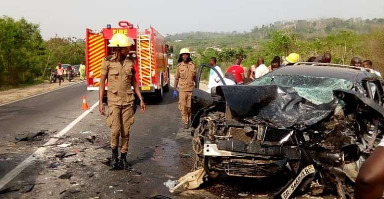 Road Accidents Assumed Alarming Rates In 2019