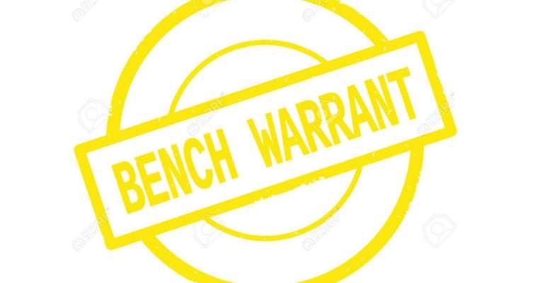 Bench Warrant For Adama Latse