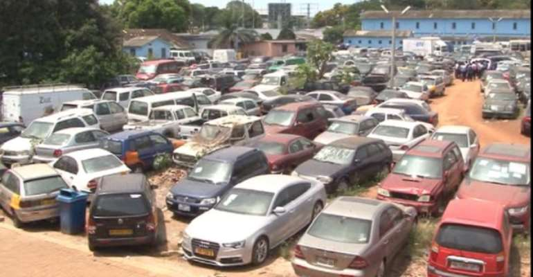 Group Blast Joy News' Documentary On Cheap Auctioned Cars