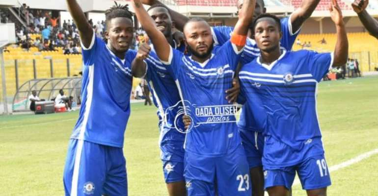 Great Olympics Coach Excited With First Win In GHPL
