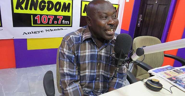 Moses Anim, Member of Parliament for Trobu