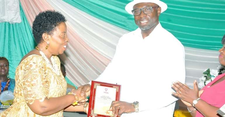 Micjoy Honours 13 Distinguished Ghanaians