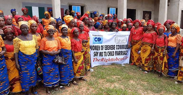 Women In Anambra Wage War Against Forced, Child Marriage