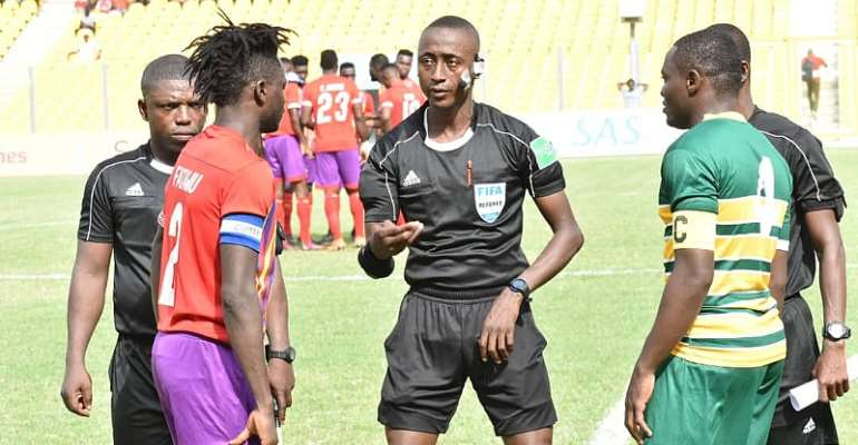 GHPL: Matchday Officials Named