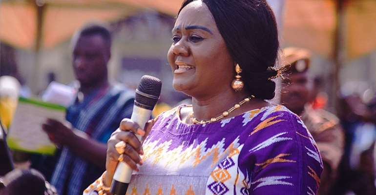 'You deserve four more years' - Queenmother hails Prestea Huni-Valley MP