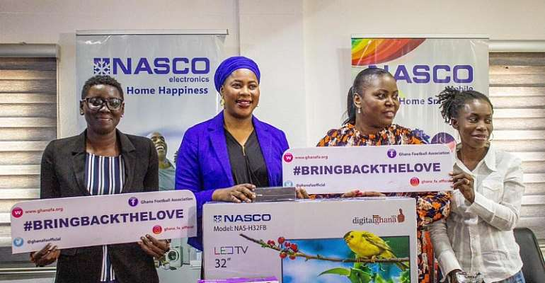 NASCO Announce Exciting Sponsorship Package For Women's Premier League