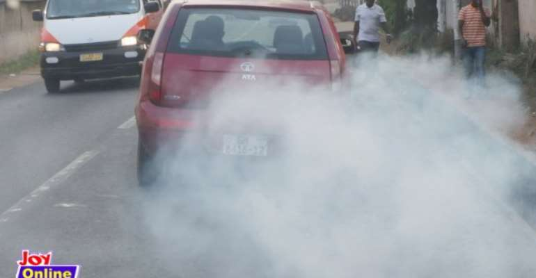 Photo Of The Week: When Air Pollution Becomes Normal