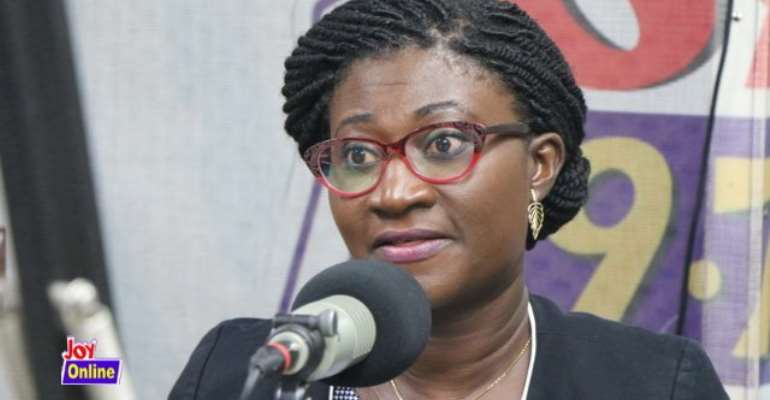 Dr. Mavis Owureku-Asare is one of the selected fellows of 2020 New Voices