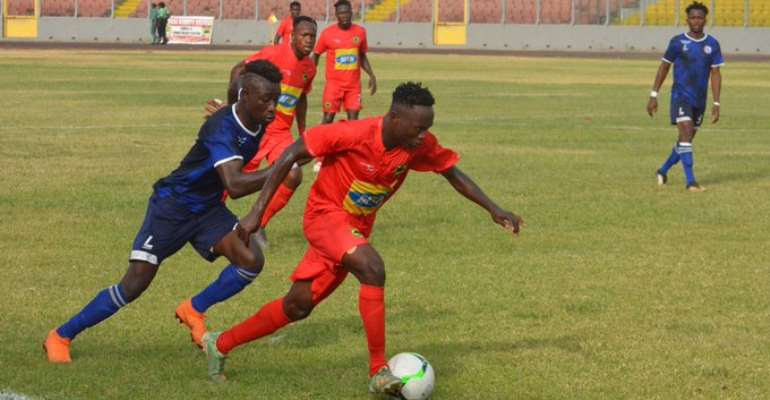 GFA outlines Strict Measures For Kotoko's Clash With Dwarfs On Sunday