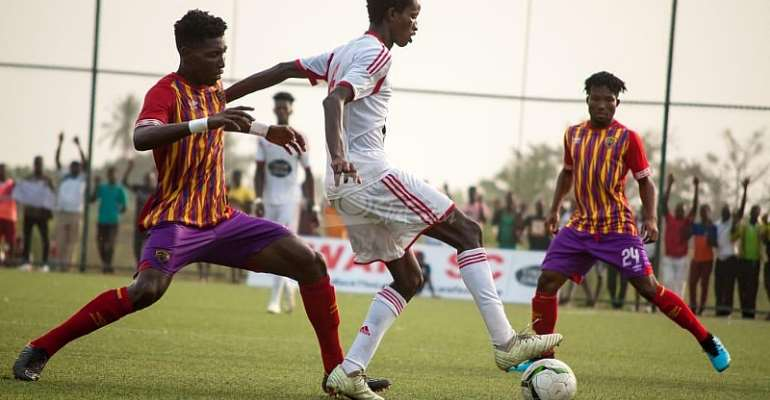 GHPL: Hearts Elated With WAFA Stalemate