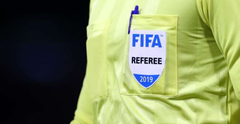 Referee Charles Bulu Hailed By GFA Referees Committee