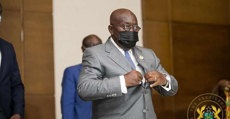 Don't give me reason to close down schools again – Akufo-Addo to students