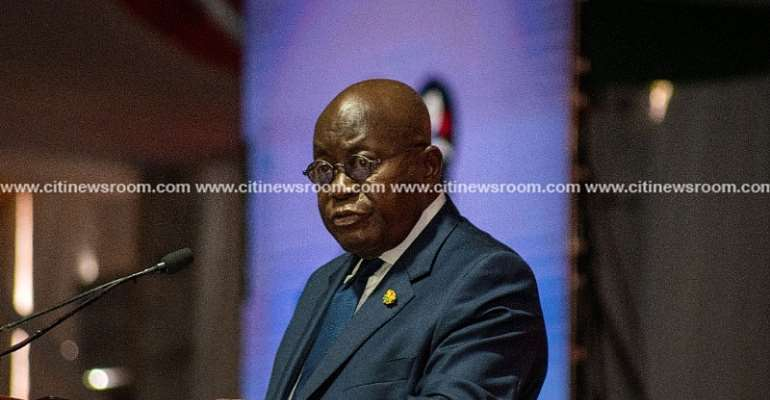 Akufo-Addo orders IGP to enforce mandatory wearing of nose masks over COVID-19 spike