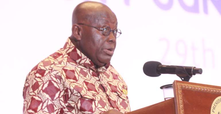 Akufo-Addo addresses nation tonight over rising Covid19 cases