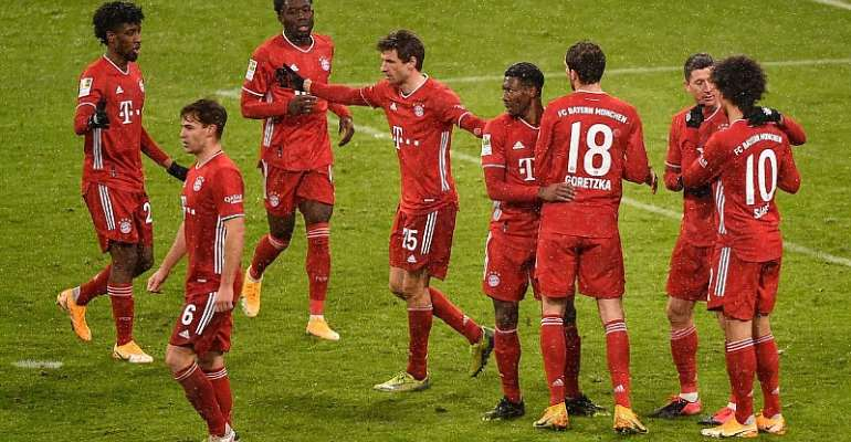 Bayern Munich face in-form Freiburg after cup crash