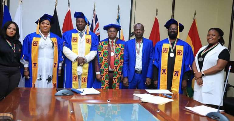 World Diplomatic Federation Inducts Members