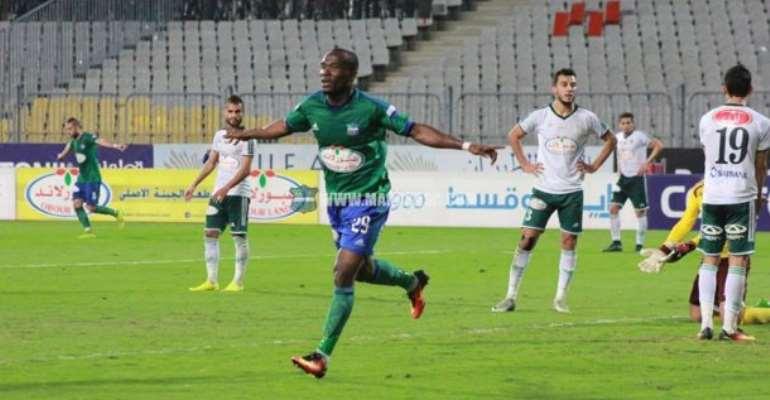 Egyptian Giants Zamalek Interested In Ghana Forward John Antwi
