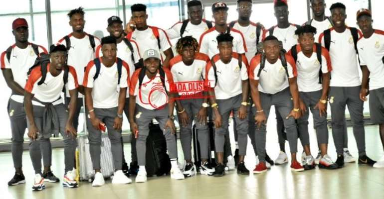 CAF U-23 AFCON: All You Need To Know As Ghana Plays Cameroon Today To Begin Olympic Games Quest
