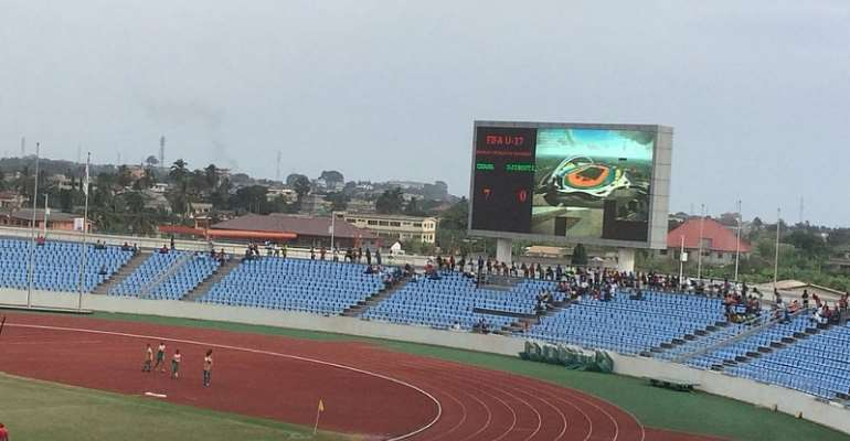 2021 AFCON Qualifiers: Cape Coast Stadium Ready To Host South Africa - Central Regional FA Boss