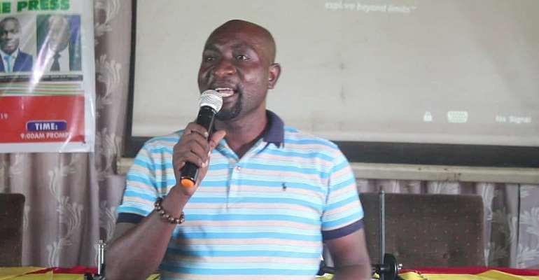 Obuasi MCE Reveals Gov't Has Approved 30km Road For Obuasi