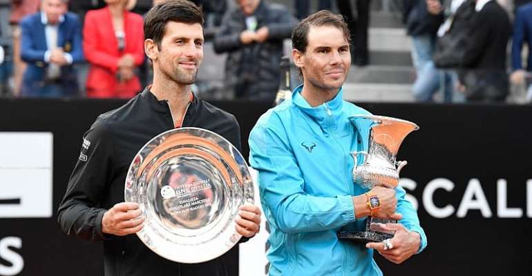 Djokovic And Nadal Vie For Year-End Supremacy At ATP Finals