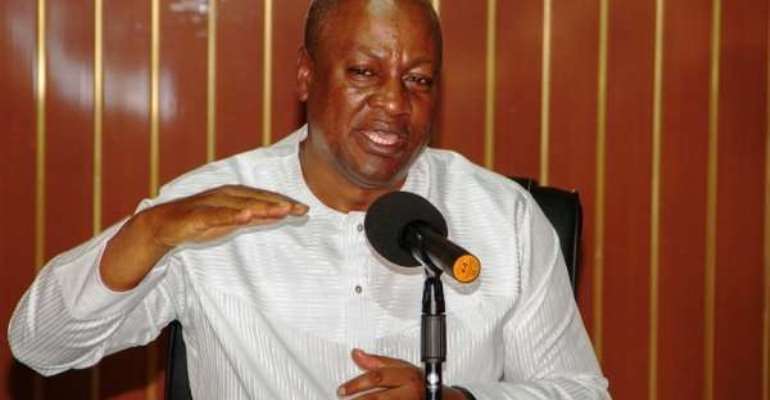 EC Vindication of Compiling a New Voter Roll Exposes the Lies and Educated-illiteracy of John Dramani Mahama