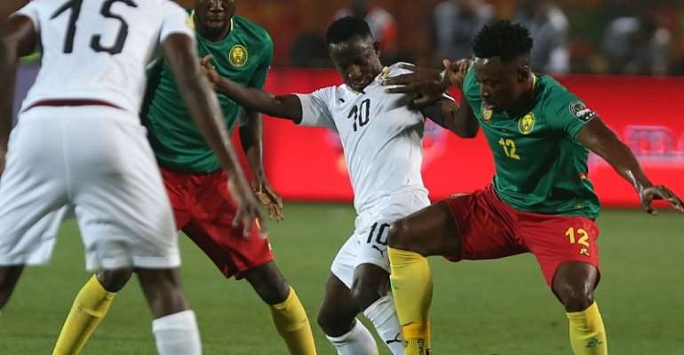 CAF U-23 AFCON: Black Meteors Snatch Late Point Against Cameroon
