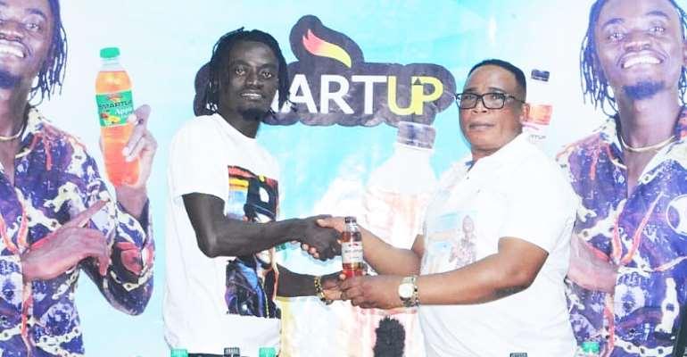 Lil Win Becomes Brand Ambassador For Smart Up Energy Drink