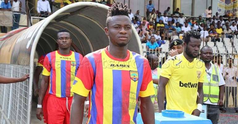 Fatawu Mohammed To Receive Black Stars Call-Up To Replace Harrison Afful