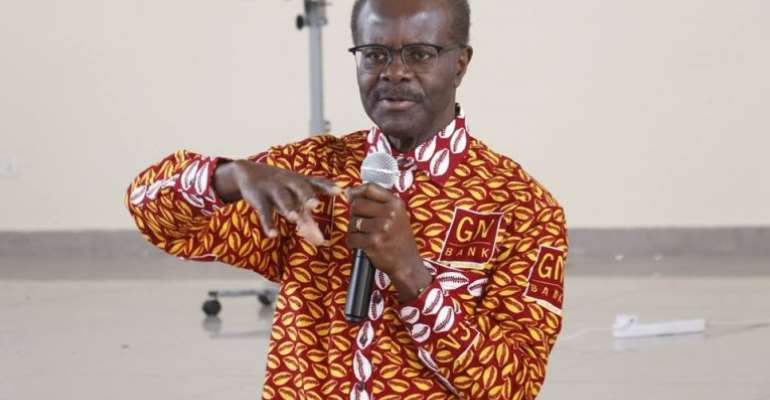 Nduom's Black Shield Fund Management, Others License Revoked