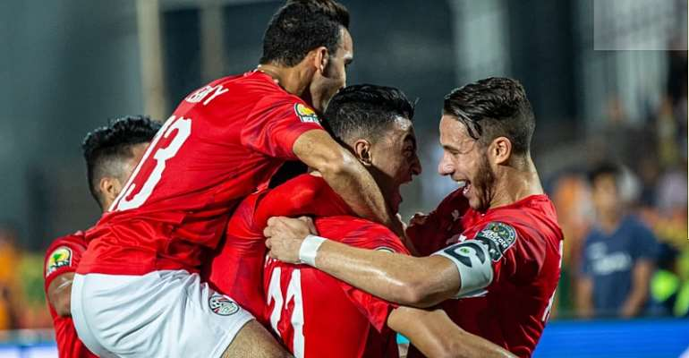 CAF U-23 AFCON: Egypt Pips Mali In Tournament Opener