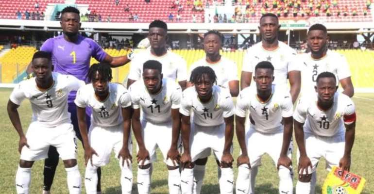 CAF U-23 AFCON: Ghana v Cameroon Preview