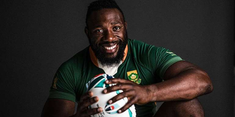 "Legendary Springbok ""Beast"" Retires At The Top"