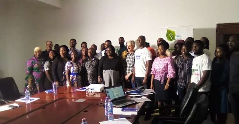 Renewable Energy Programme: GROC Partners Ayawaso West Assembly