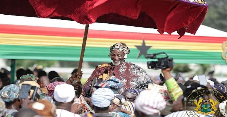 Dagbon At Jubilee: Peace Sealed