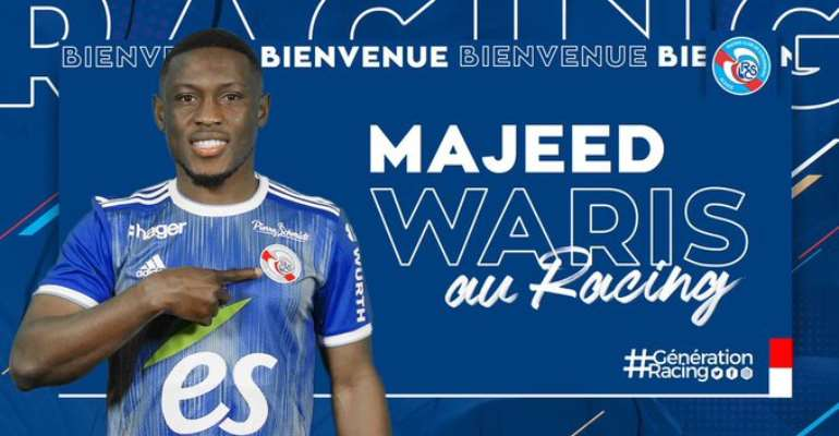 It Was My Priority To Return To France - Majeed Waris Reveals