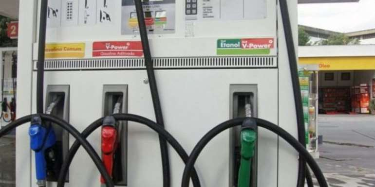 Fuel Prices Increased By 9pesewas