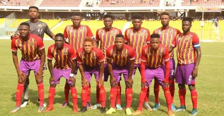 GHPL: Hearts of Oak Are Motivated To Beat Liberty Professionals - Edward Nii Odoom