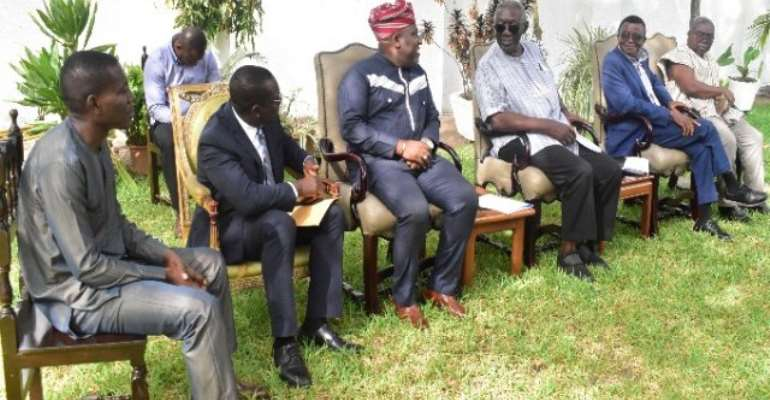 Good Leadership By Youth Will Transform Africa - Kufuor