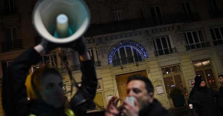 Lucas BARIOULET / AFP