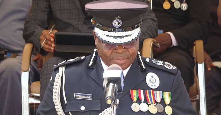 Eastern Regional Police Commander Begs For Accommodation Facilities For Officers
